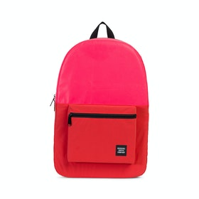 Herschel Day Backpack - Neon PinkRed Reflective