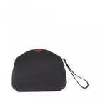 Lulu Guinness Peekaboo Lip Clover Clutch Women's Handbag