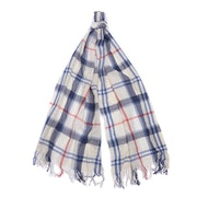 Barbour Shield Tartan Womens スカーフ