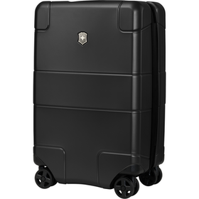 Victorinox Lexicon Frequent Flyer Hard Side Carry Luggage - Black