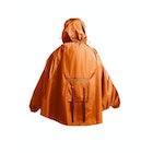 Brooks England Cambridge Hooded Stowable Poncho Waterproof Jacket