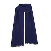 Vivienne Westwood Logo Print Lightweight Damen Schal