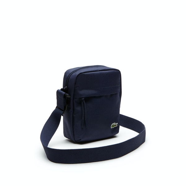 Lacoste Neocroc Canvas Vertical Camera Mens カメラバッグ