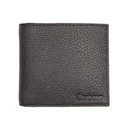 Barbour Grain Leather Billfold Men's Wallet