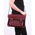 The Cambridge Satchel Company 13 inch Satchel with Magnetic Closure Handbag