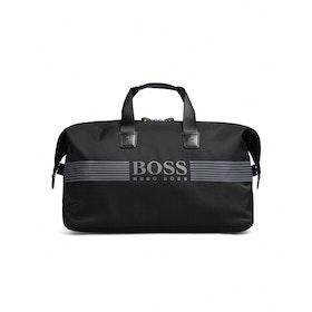 BOSS Holdall Weekender Duffle Bag - Black