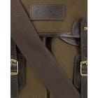 Barbour Archive Collection Canvas Messenger Bag