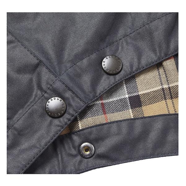 Barbour Waxed Cotton Men's Hood