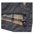 Barbour Waxed Cotton Hood