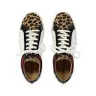 Belstaff Leopard Mix Dagenham Dame Sko
