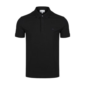 Lacoste Paris SS Polo-Shirt - Black