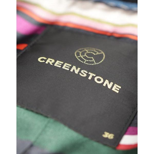 Creenstone Long Length Wool Womens Bunda