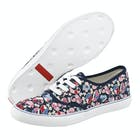 Cath Kidston Sketchbook Ditsy Slim Plimsoll Women's Shoes