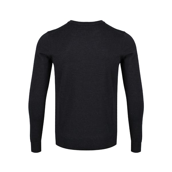 Farah Mullen Wool Crew Men's Sweater