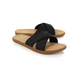 UGG Seaside Sliders - Black
