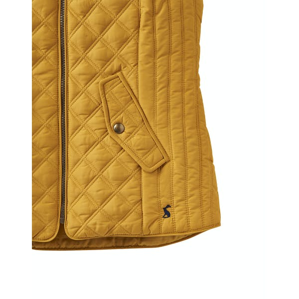 Joules Minx Quilted Damen Thermoweste