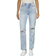 Tommy Jeans High Rise Distressed Slim Fit Women's Jeans