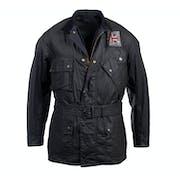 Barbour International Steve McQueen Joshua Men's Wax Jacket
