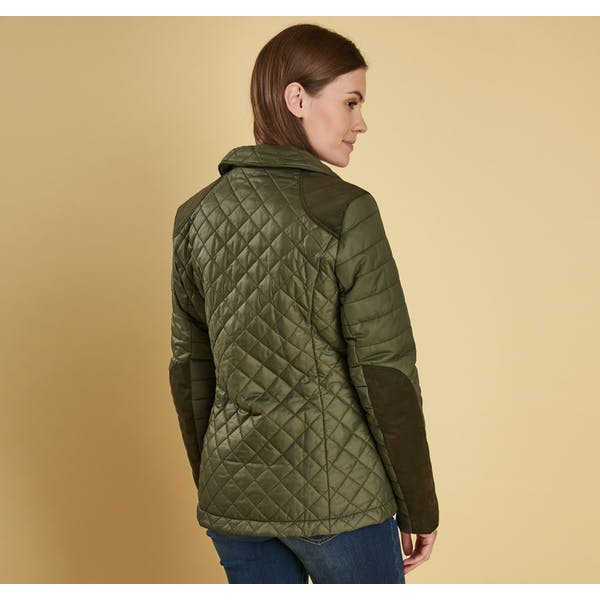 Barbour Quail Quilted Women's Jacket