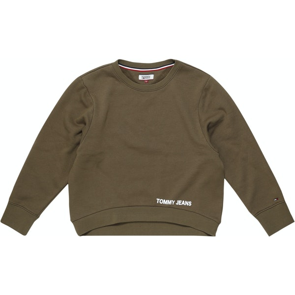 Tommy Jeans Clean Logo Women's Sweater