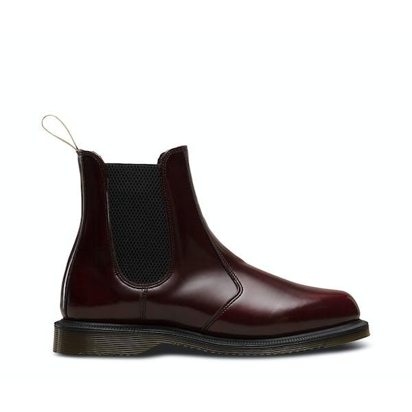 Dr Martens Vegan Flora Slim Chelsea Women's Boots