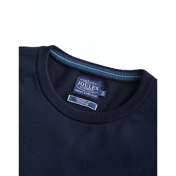 Sudadera Hombre Joules Jarvis Crew Neck