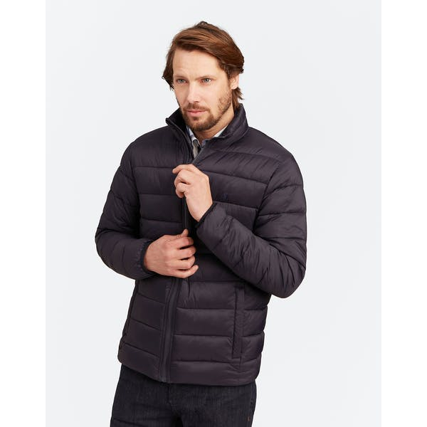 Veste Homme Joules Go To Lightweight Barrel Quilted