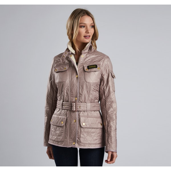 Barbour International Polarquilt Damen Quilted Jacket