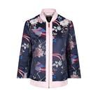 Chaqueta Mujer Ted Baker Dalale Chinoiserie Jacquard Bomber