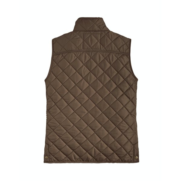 Joules Mens Halesworth Fleece Lined Quilted Bodywarmer