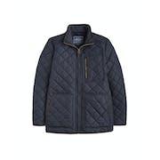Joules Derwent Longer Length Quilted Men's Jacket