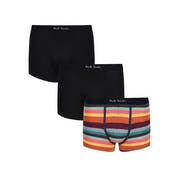 Shorts boxer Hombre Paul Smith 3 Pack Trunks