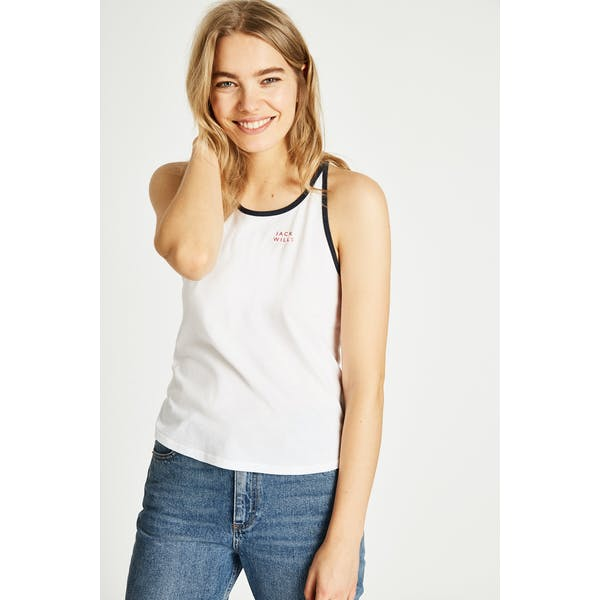 Jack Wills Rushwick ContrastTop Women's Top