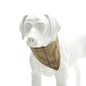 Country Attire Barkley Hundehalsband - Olive
