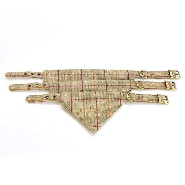 Country Attire Barkley Dog Collar