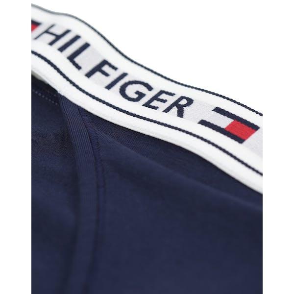 Tommy Hilfiger Logo Slip Damski Brief