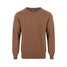 Royal Speyside Lambswool Slim Fit Crew Neck Sweater