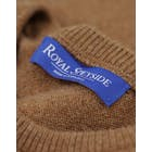 Royal Speyside Lambswool Slim Fit Crew Neck Pullover