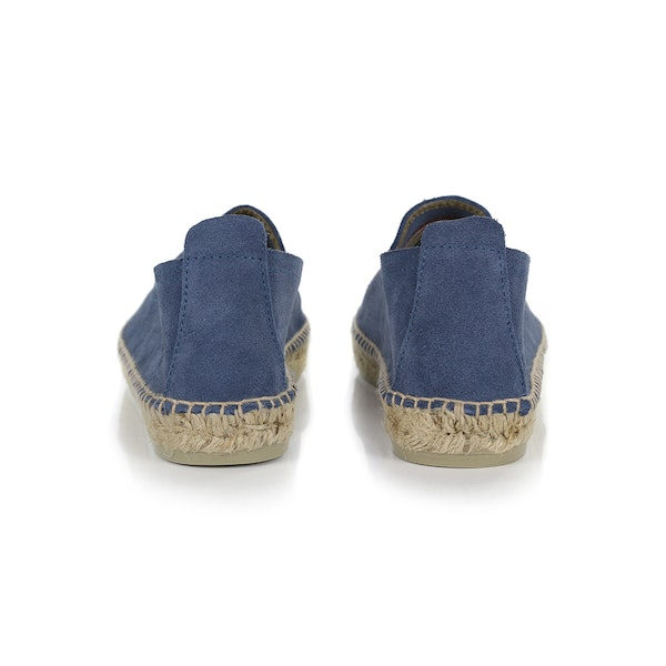 Manebi Palm Springs Suede Slipper Espadrilles