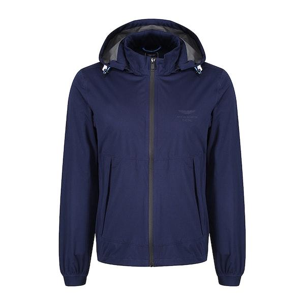 Hackett Aston Martin Racing Lightweight Softshell Men's Jacket