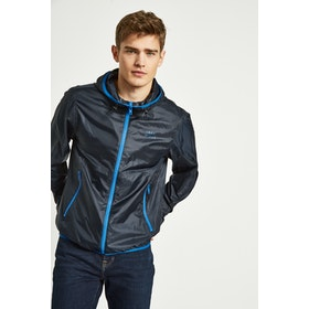 Jack Wills Hugheden Packable Shell Men's Jacket - Navy