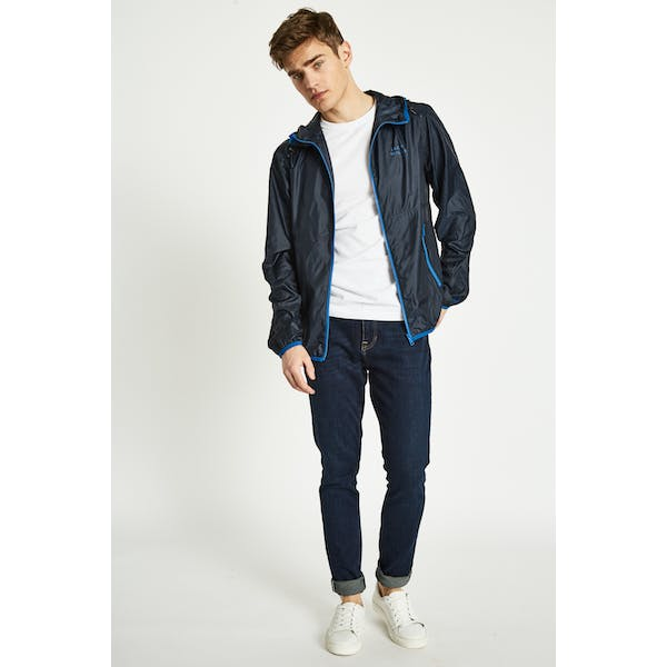 Jack Wills Hugheden Packable Shell Herre Modejakke