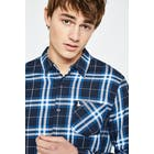 Jack Wills Salcombe Lightweight Flannel Check Men's Shirt