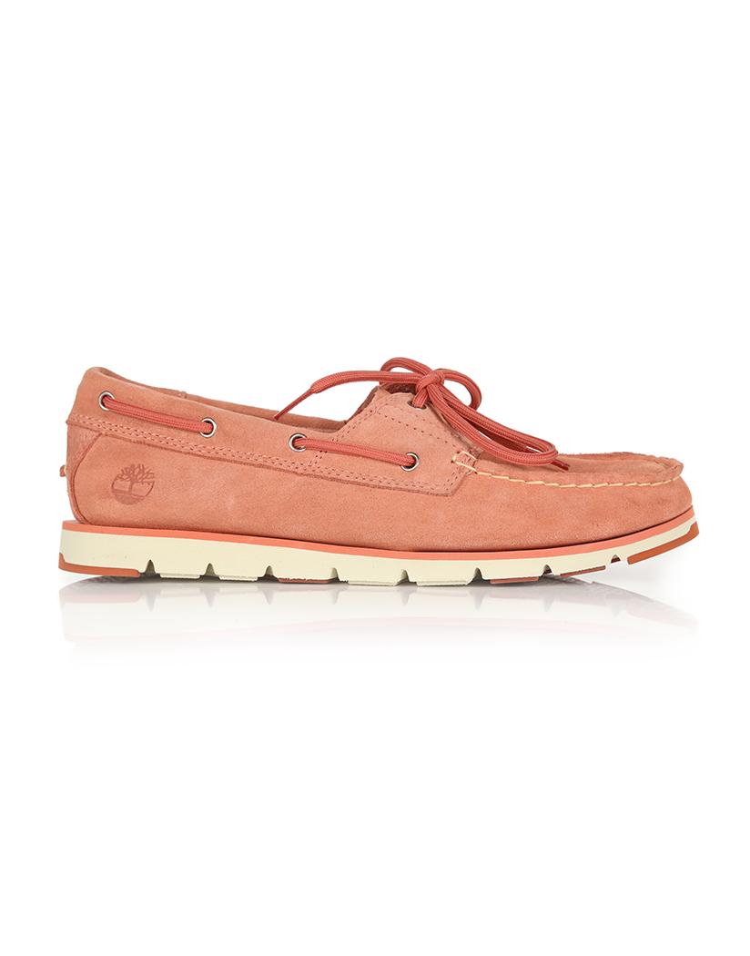 TIMBERLAND Camden Falls Suede Fashion Schuhe für Damen Pink