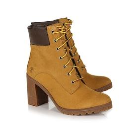 Timberland Allington 6 Women's Boots - Wheat Nubuck