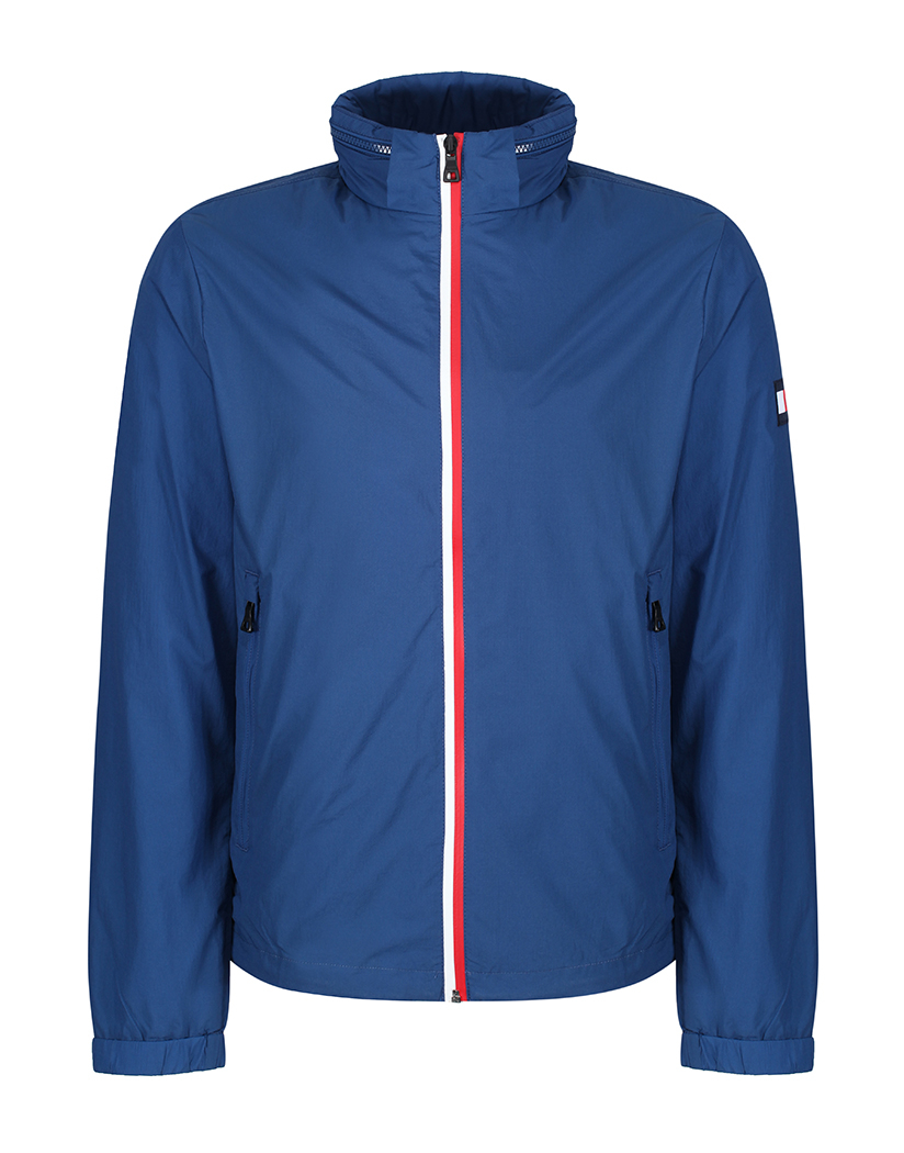 Chaqueta Hombre Tommy Hilfiger Lightweight Zip Up Windbreaker Limoges de venta en Country Attire