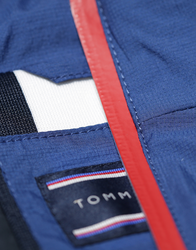 Tommy Hilfiger Lightweight Zip Up Windbreaker Men's Jacket