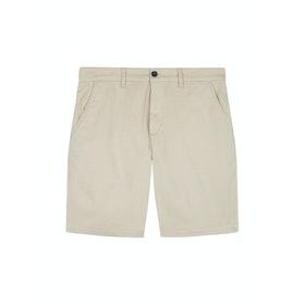 Lyle & Scott Vintage Chino Herren Shorts - Stone