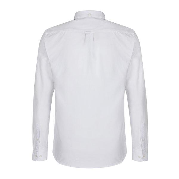 Farah Brewer Slim Fit Oxford Мужчины Рубашка