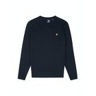 Lyle & Scott Vintage Crew Neck Cotton Merino Menn Genser